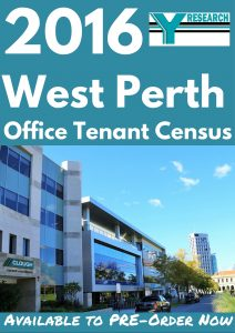 West Perth Office Tenant Census 2016 Promo